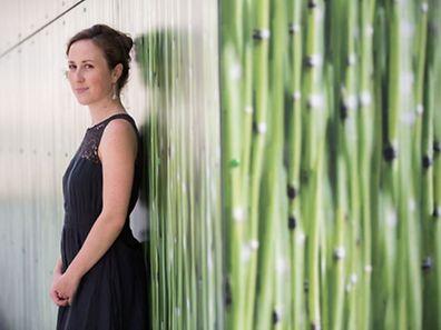 Visite d'atelier: Aline Forçain, artiste plasticienne, Foto Lex Kleren