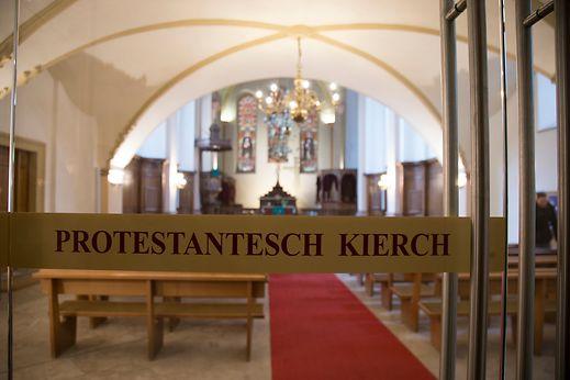 L'Eglise protestante du Luxembourg représente l'ensemble des communautés protestantes présentes sur le territoire