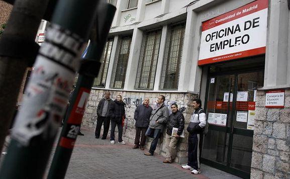 Plus d'un quart de la population active espagnole est désormais au chômage.