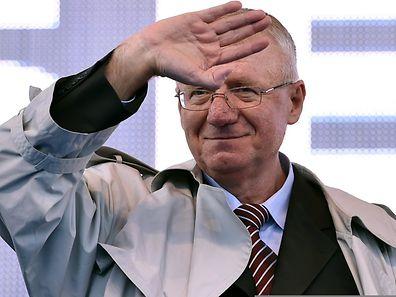 Vojislav Seselj wurde in Straßburg scharf ins Visier genommen.