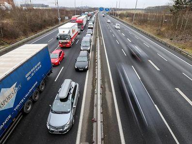 De nombreux travaux vont perturber la circulation dès ce soir sur les autoroutes luxembourgeoises.