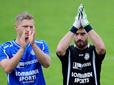 Les Rumelangeois Mateusz Siebert et Charly Schinker se retrouvent en 1/8e finale de la Coupe suite à leur victoire à Schifflange