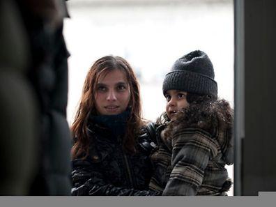 """""""The Way Out"""" handelt von der sozialen Situation der Roma in Osteuropa im Allgemeinen und dem Kampf einer jungen Frau für Gerechtigkeit im Besonderen."""
