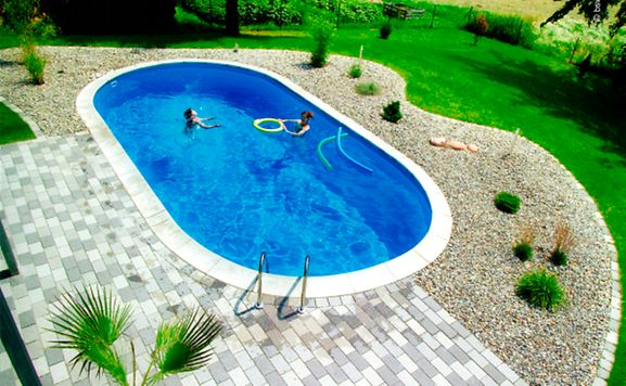 Luxemburger wort jetzt den eigenen swimmingpool bauen for Gartenpool oval