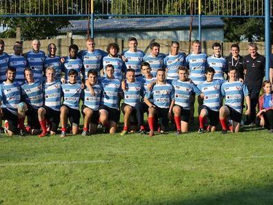 The U20s squad