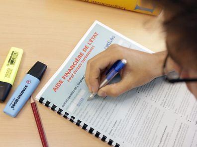 Die Cedies hat noch 7.500 Anträge auf Studienbeihilfen für das Wintersemester 2014/15 zu bearbeiten.