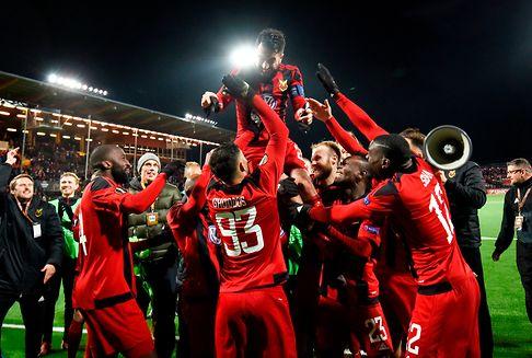 Östersund in der Europa League: Über Fola ins Rampenlicht