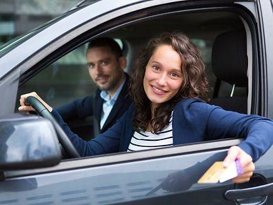Einmal nach Luxemburg und zurück - für viele Grenzgänger könnten bald 3,40 Euro pro Fahrt fällig werden.