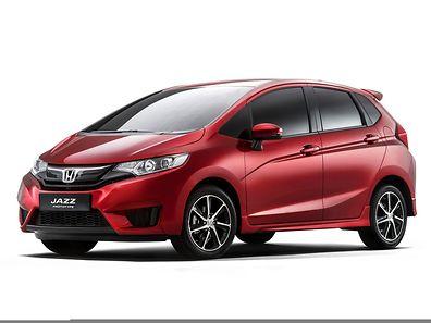 Der seriennahe Prototyp zeigt:Der nächste Honda Jazz wird sportlicher als die aktuelle Generation.
