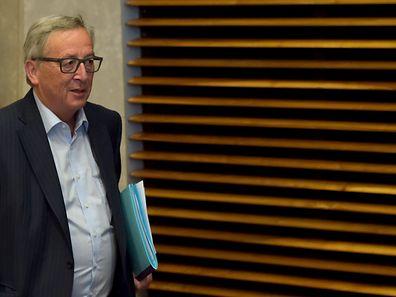 Le président de la Commission européenne Jean-Claude Juncker devait s'exprimer ce jeudi sur l'affaire LuxLeaks.
