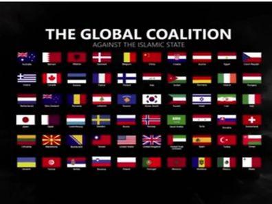 A bandeira do Luxemburgo está no vídeo do alegado Estado Islâmco