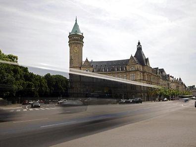 La finance devrait provoquer l'accélération de la croissance luxembourgeoise.