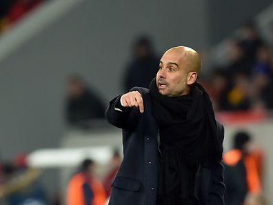 Pep Guardiola hofft auf weitere Titel mit den Bayern.