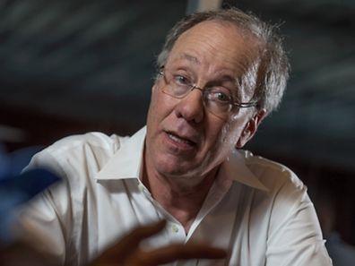 Roger Myerson lors d'un entretien avec le Luxemburger Wort vendredi.