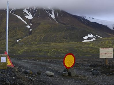 In den nächsten Tagen wird mit einem Ausbruch des Vulkans Bárdarbunga gerechnet.
