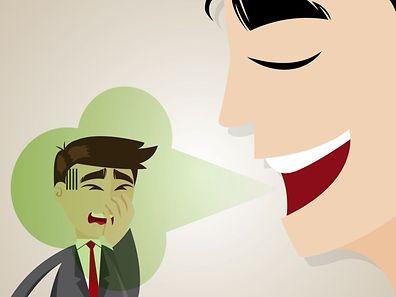 L'odeur transmet des informations importantes concernant une idéologie politique compatible indique l'auteure de l'étude.