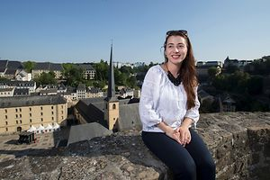 Roxana Mironescu ,Meet the Expats,Foto:Gerry Huberty