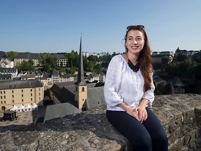 Roxana Mironescu ,Meet the Expats,Foto:Gerry Huberty