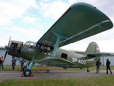 """In jahrelanger Kleinarbeit hat der Verein """"AN-2 Lëtzebuerg"""" die Antonov An2 restauriert."""