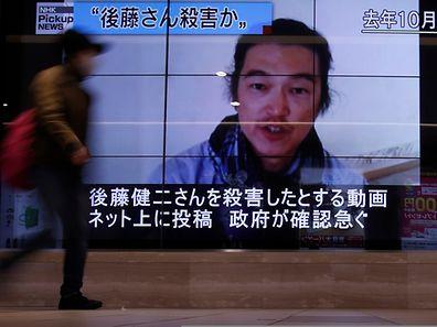 Goto hatte als Journalist aus vielen Kriegsgebiete in aller Welt berichtet.