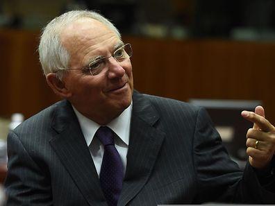 Schäuble prangert einmal mehr die Steuerschlupflöcher in Luxemburg an.