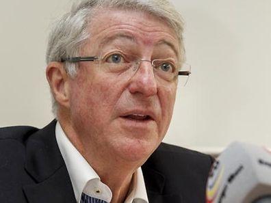 UGDA-Generalsekretär Jeannot Clement sieht sich als Opfer einer Schmierenkampagne.