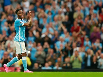 Raheem Sterling: Ehemals Liverpool, nun Manchester City.
