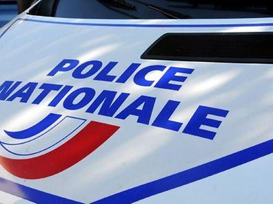 police nationale france polizei frankreich