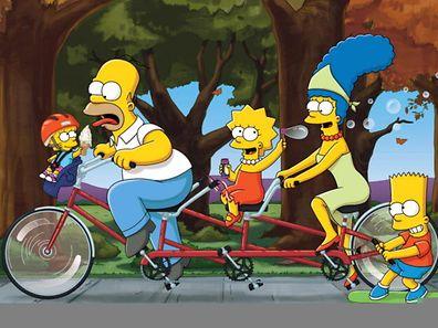 """Mehr als 500 Folgen wurden von den """"Simpsons"""" bereits produziert."""