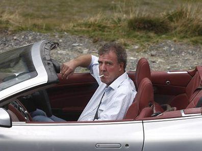 Jeremy Clarkson war in der Vergangenheit des Öfteren wegen verbaler Entgleisungen in die Schlagzeilen geraten.