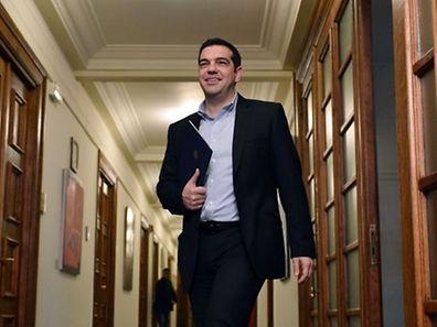 Alexis Tsipras stehen weiterhin harte Verhandlungen ins Haus.