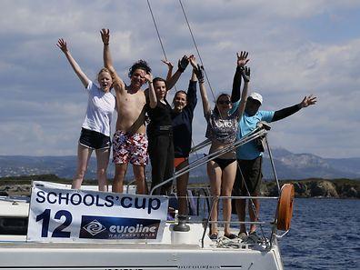 L'École européenne a remporté la School's Cup 2015.