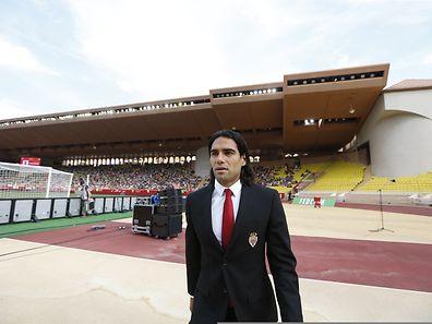 Radamel Falcao steht vor einer neuen Herausforderung.