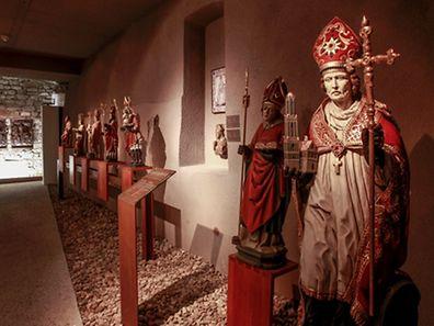 7.5. Echternach/ Musee de l`Abbaye / Abteimuseum  Foto: Guy Jallay