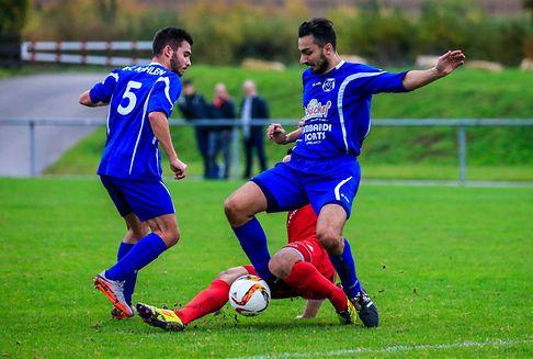 Football / Division 1: Mersch s\'empare du maillot jaune