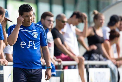 Paroles de techniciens après la 2e journée en Division 1: Pedro Teixeira (Medernach): «Mon équipe manque encore de maturité»