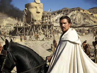 """Exodus: Gods and Kings""  de Ridley Scott"