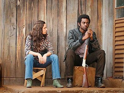 """""""Faroeste caboclo"""" é um western brasileiro cheio de acção e drama"""