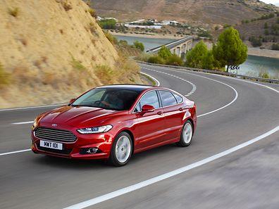Der neue Ford Mondeo geht in Europa mit rund zwei Jahren Verspätung an den Start.