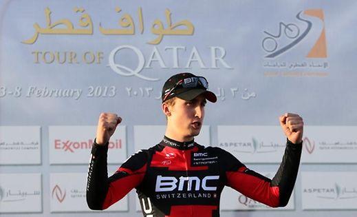 Der Schweizer Andy Rihs finanziert das BMC-Team.