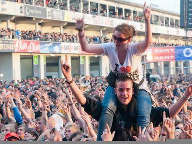 """""""Rock am Ring"""" ist am Nürburgring Geschichte. Konzertveranstalter Lieberberg plant für 2015 ein Festival in Mönchengladbach."""