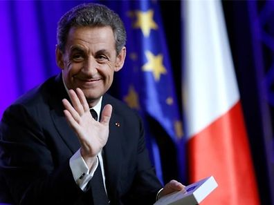 Former President Sarkozy's decision to align his right-wing UMP with centrists appears to be welcomed by voters