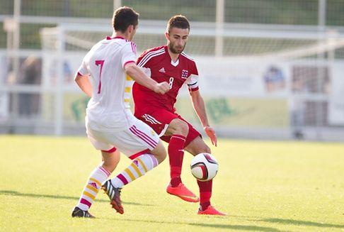 Football: L\'UNA Strassen prolonge le contrat de quatre joueurs