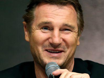 """Liam Neeson:"""" Ich bin ein Feigling, wenn es um Höhen geht."""""""