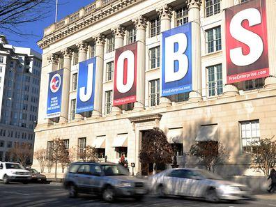 Auch die Arbeitslosigkeit könnte in den USA sinken.