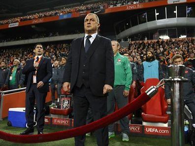 Nationaltrainer Fatih Terim wird umdisponsieren müssen.
