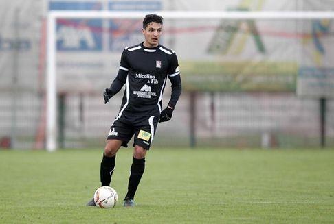Football: Mehdi Martin une saison Mondercange