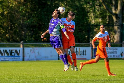 Football / Division 2: Ell inverse la tendance à Colmar-Berg, un de chute pour Itzig
