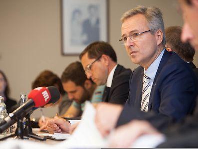 Rainer Klump wird ab Januar 2015 Rektor der Universität Luxemburg.