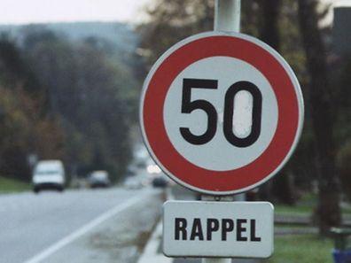 Strengere Bestimmungen beim Punkteführerschein ab dem 1. Juni sollen die Fahrer dazu anregen, die Tempo- und Alkoholgrenzen einzuhalten.
